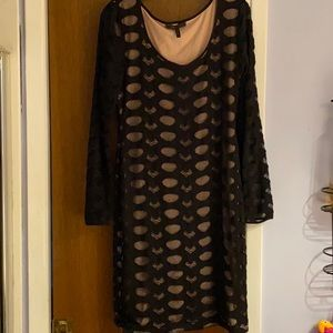 BCBG Long-sleeved dress